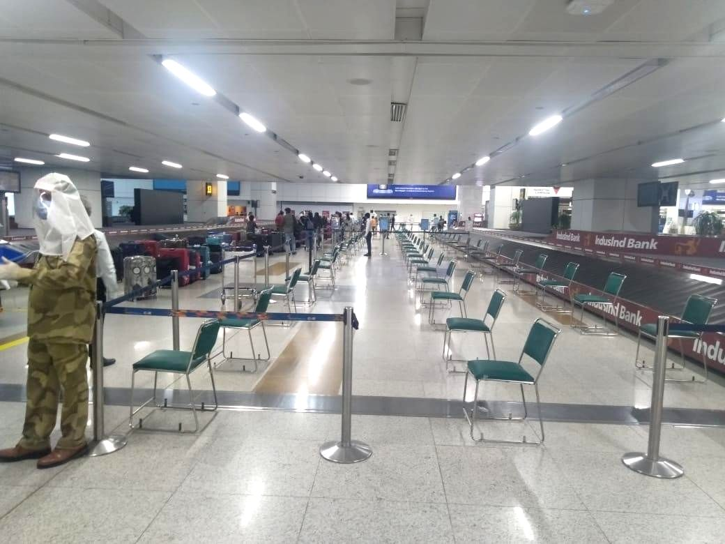 The Punjab government has set up a facilitation centre at the Indira Gandhi International Airport in New Delhi to help Punjabis coming back on special flights from abroad.