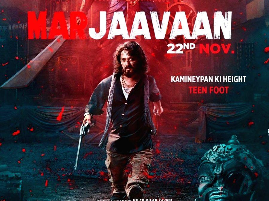 Riteish Deshmukh in 'Marjaavaan'