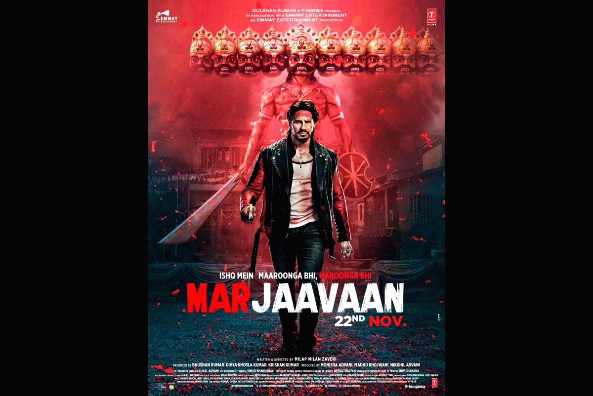 "The release date of Sidharth Malhotra and Riteish Deshmukh starrer ""Marjaavaan"" has been shifted from October 2 to November 22. This avoids its box-office clash with the much awaited Hrithik Roshan and Tiger Shroff-starrer ""War""."