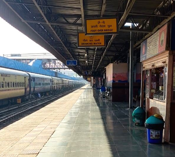 The South Western Railway (SWR) has cancelled all trains originating from the railway zone till midnight March 31 in the wake of COVID-19, an official said on Sunday.