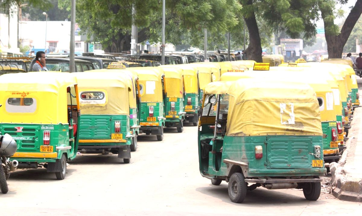 The Supreme Court on Monday sought the Delhi government's response on a plea by Bajaj Auto to remove the cap on the number of three-wheelers permits issued in the city.