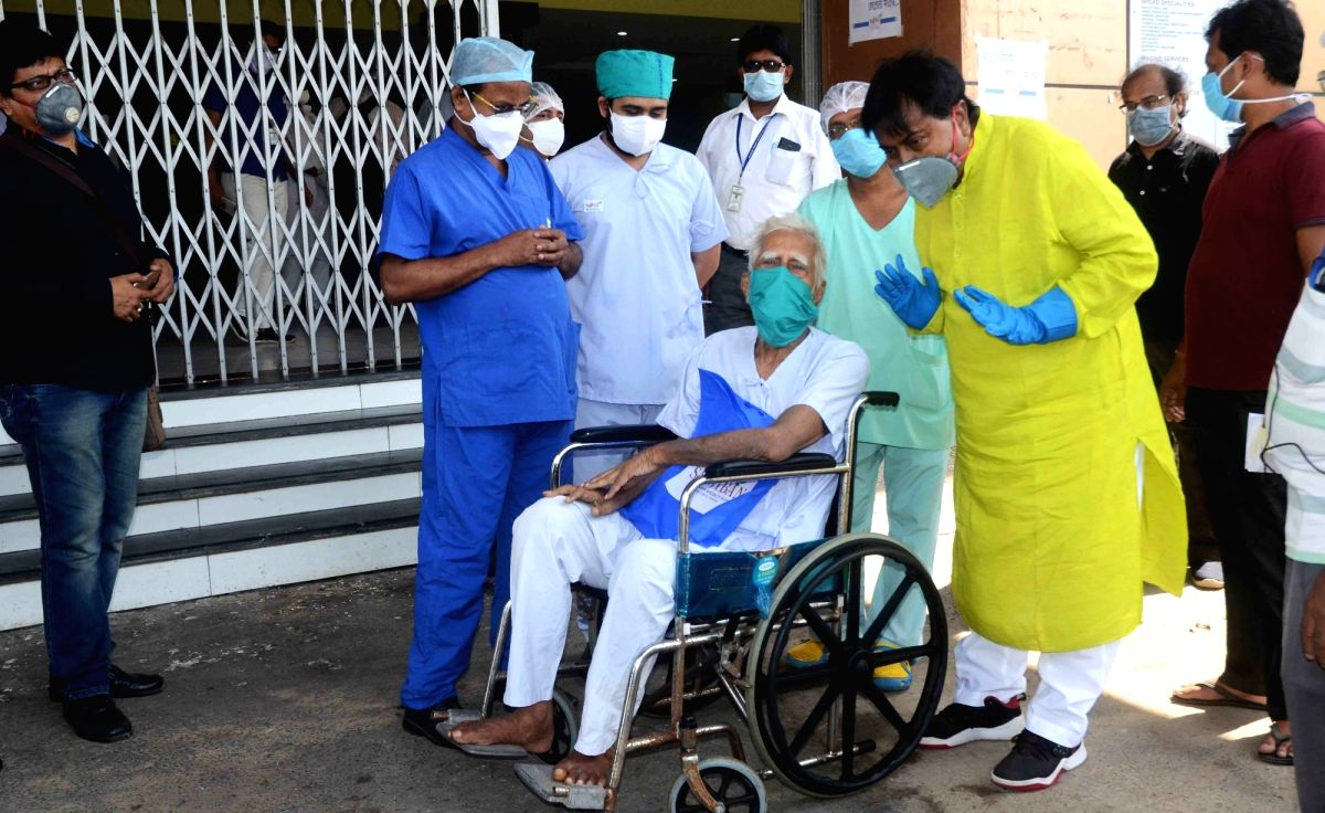 The Union Ministry of Health and Family Welfare said on Saturday that the doubling time of Covid-19 cases has improved to 15.4 days in the last three days, while the recovery rate has shot up to 47.40 per cent. (Phto: IANS)