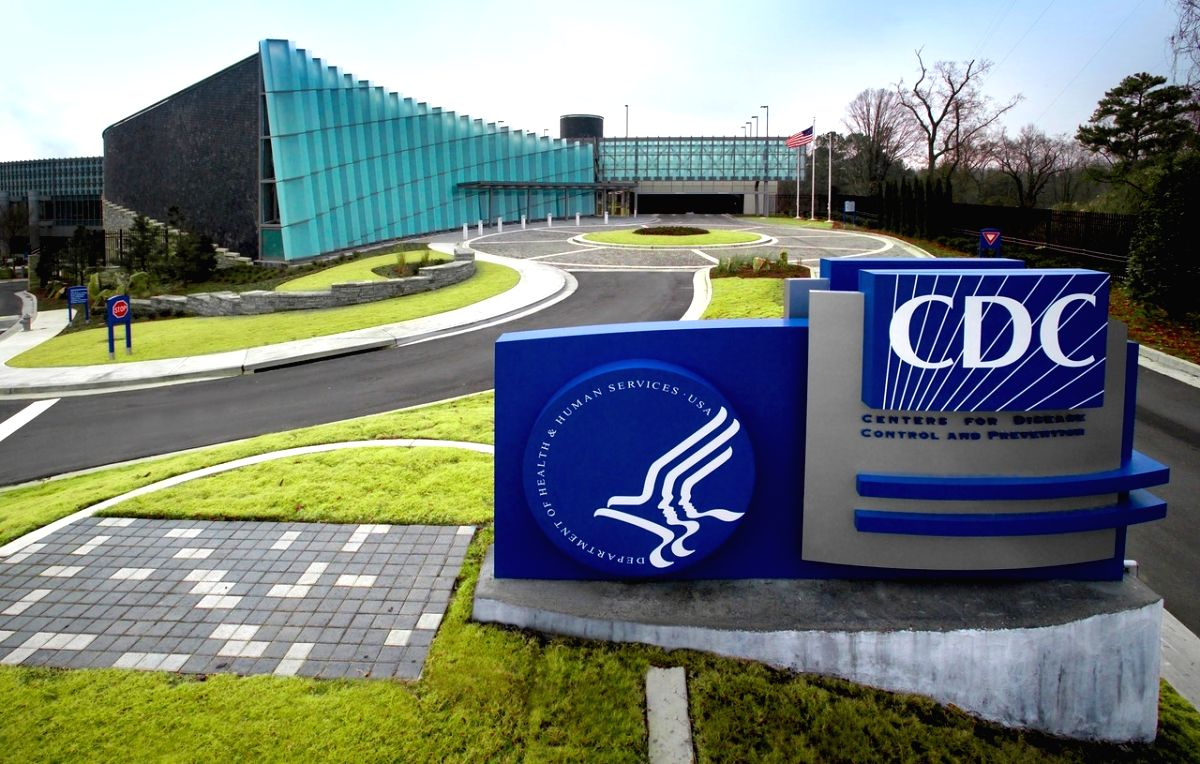 The US Centers for Disease Control and Prevention (CDC).