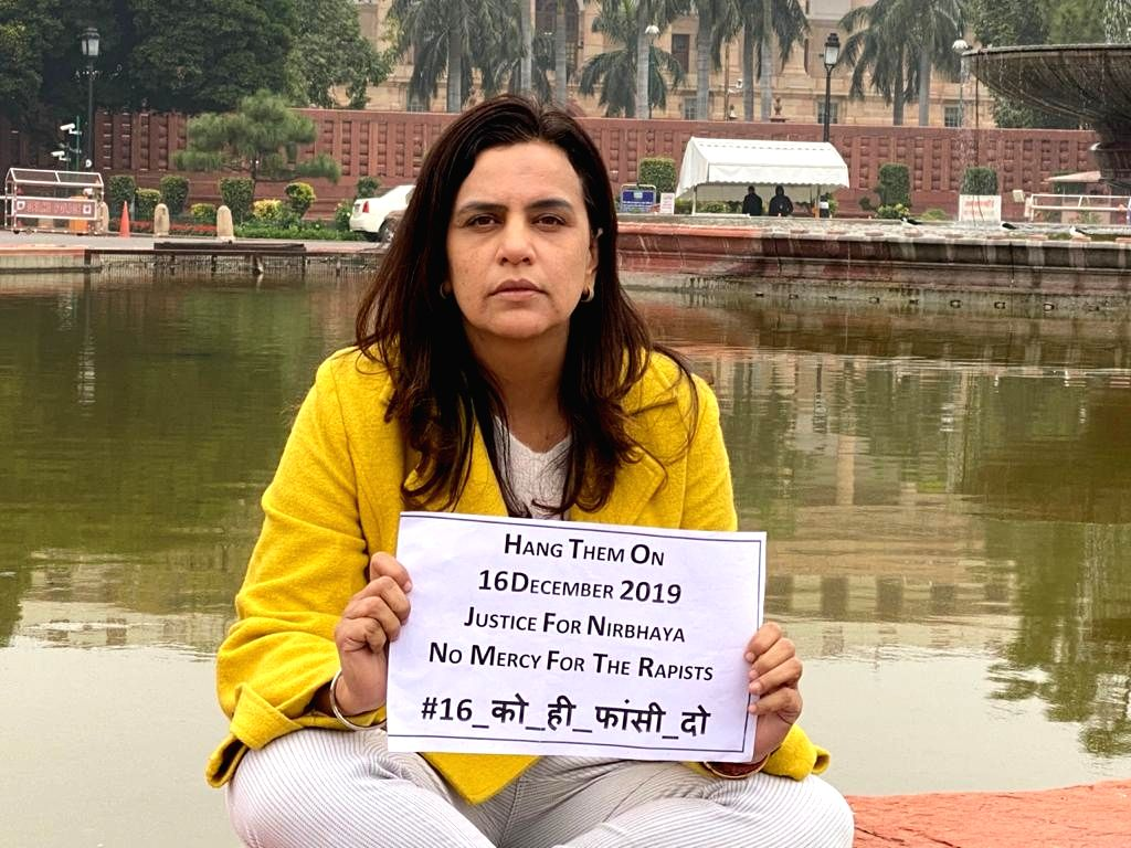 The woman behind the Nirbhaya movement.