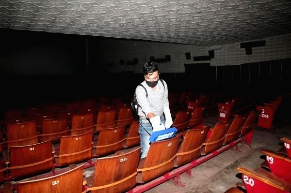 Theatres reopened but workers continue to suffer due to low footfalls.