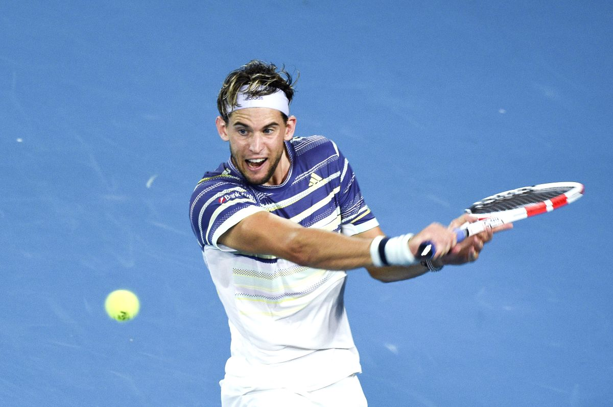 Thiem survives scare to advance in last-16 of Rio Open