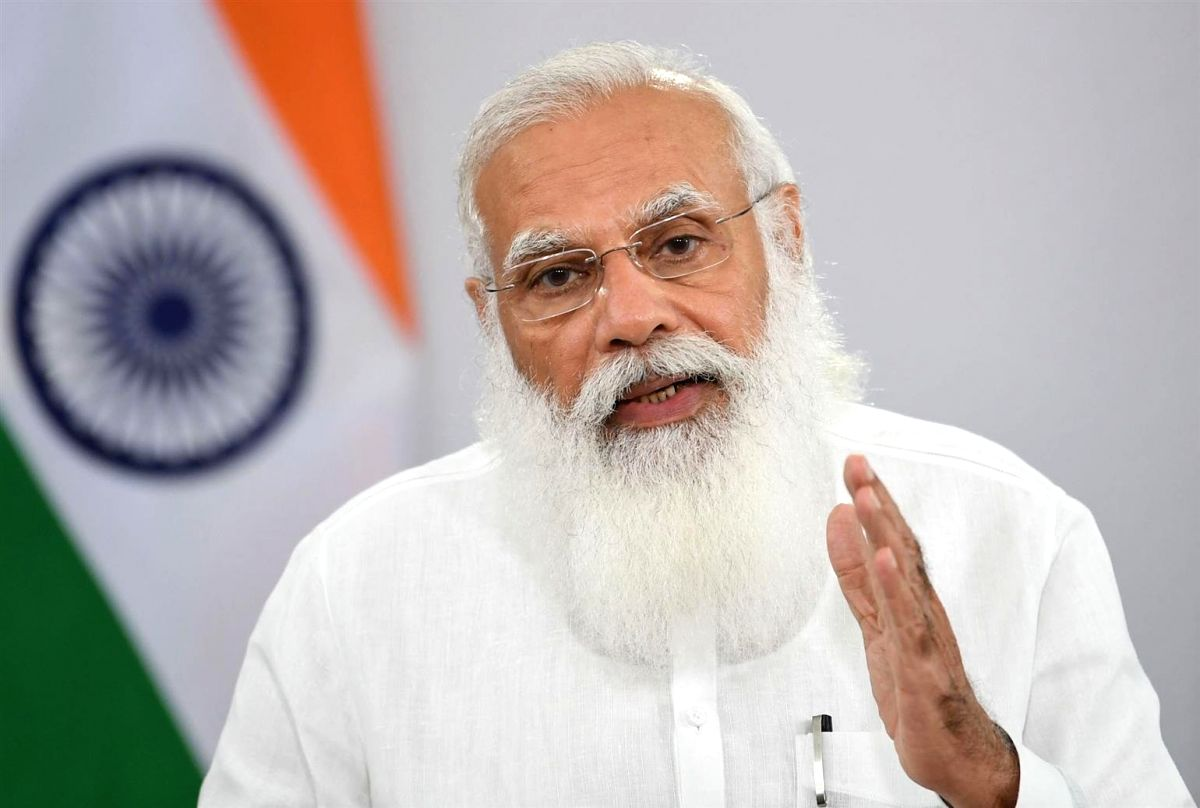 US visit an occasion to strengthen strategic partnership: Modi