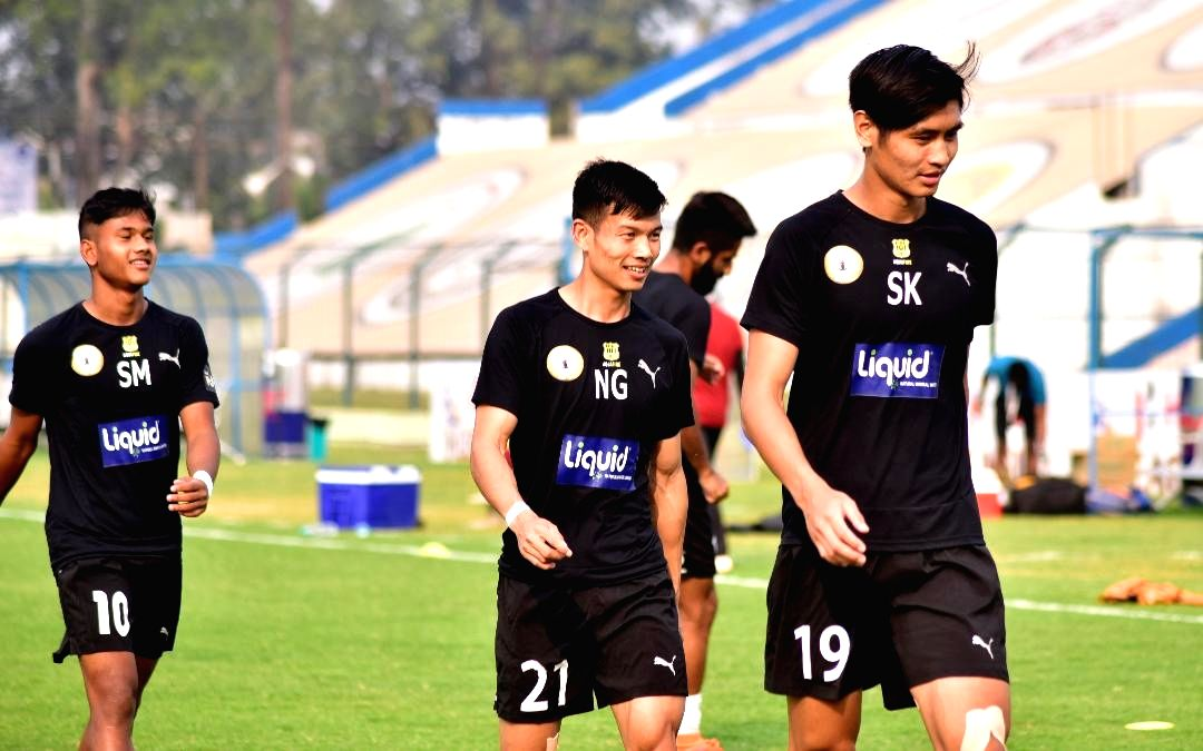 Tiddim Road Athletic Union (TRAU) will look to end the first stage of the I-League on a high and secure a place amongst the top-six when they face Sudeva Delhi FC on Sunday at the Kalyani Municipal Stadium.