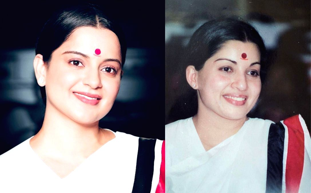 Kangana Ranaut remembers J Jayalalithaa on her death anniversary