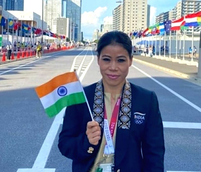 Tokyo Insights: A teary end to the glittering career of Mary Kom