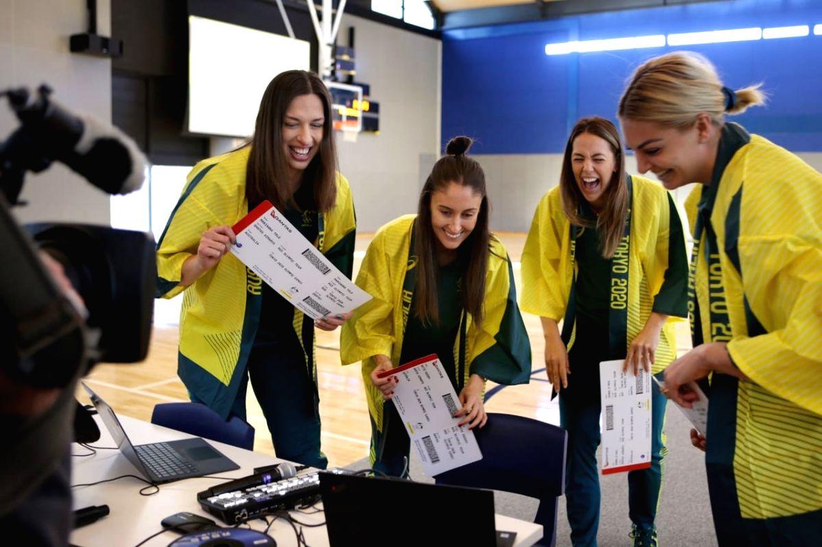 Tokyo Olympics: Australia names women's basketball team