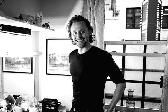 Tom Hiddleston.(photo:Instagram)