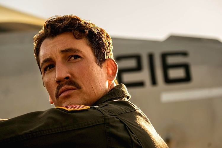 Top Gun: Maverick' is all about real sweat, says Miles Teller