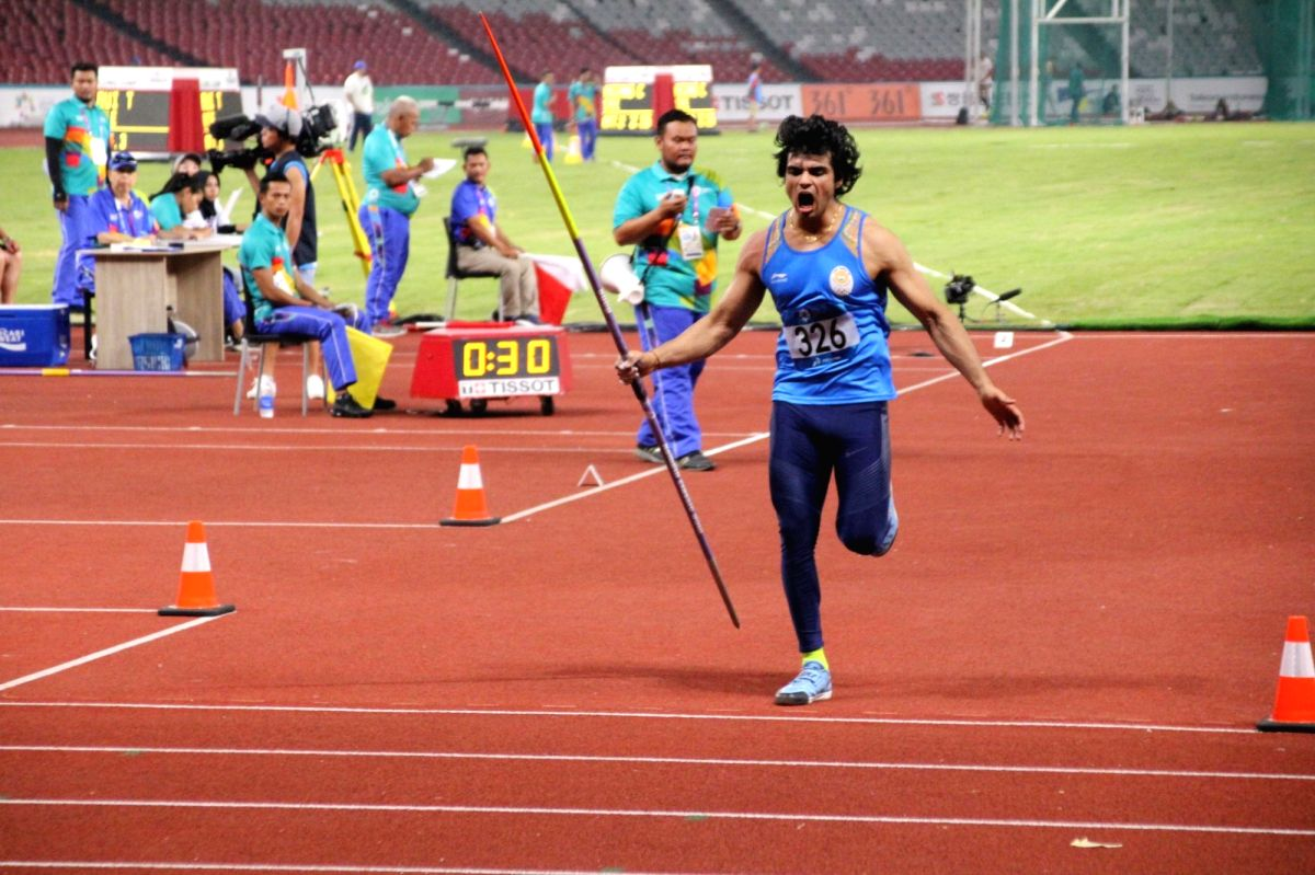 TOPS programme has spurred India's Olympic medal hopes: Chopra.