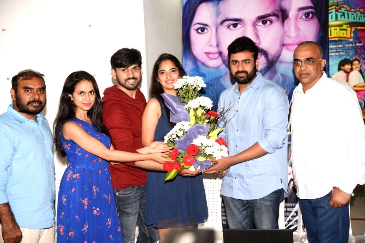 "Prema Entha Madhuram Priyuralu Antha Katinam "" - Trailer launch"
