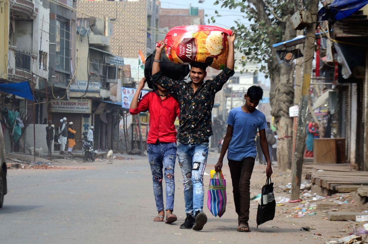 Traumatised Bengal workers return from violence-hit Delhi