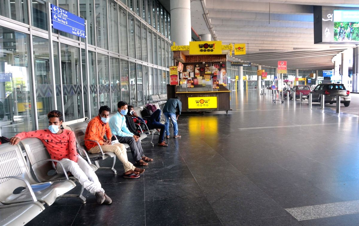 Travellers from Dubai, UK main Covid sources to India: IIT Study