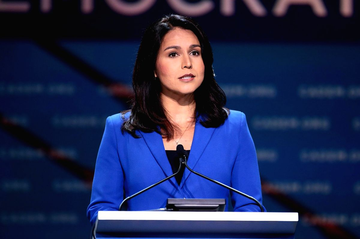 Tulsi Gabbard, who is seeking the Democratic Party nomination to challenge US President Donald Trump in next year's election. (Photo: Gage Skidmore/WikiMedia)
