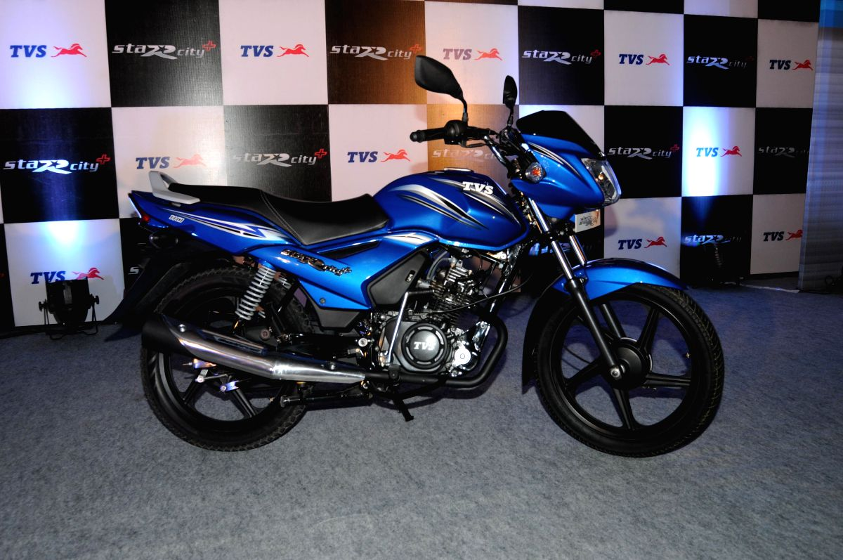 TVS Motor logs 22% sales growth in Oct