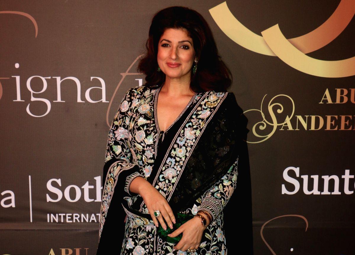 Twinkle Khanna.