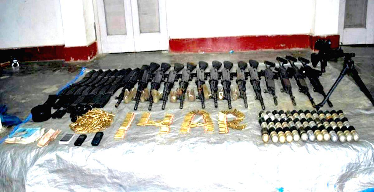 Two top NSCN (IM) rebels held in Assam