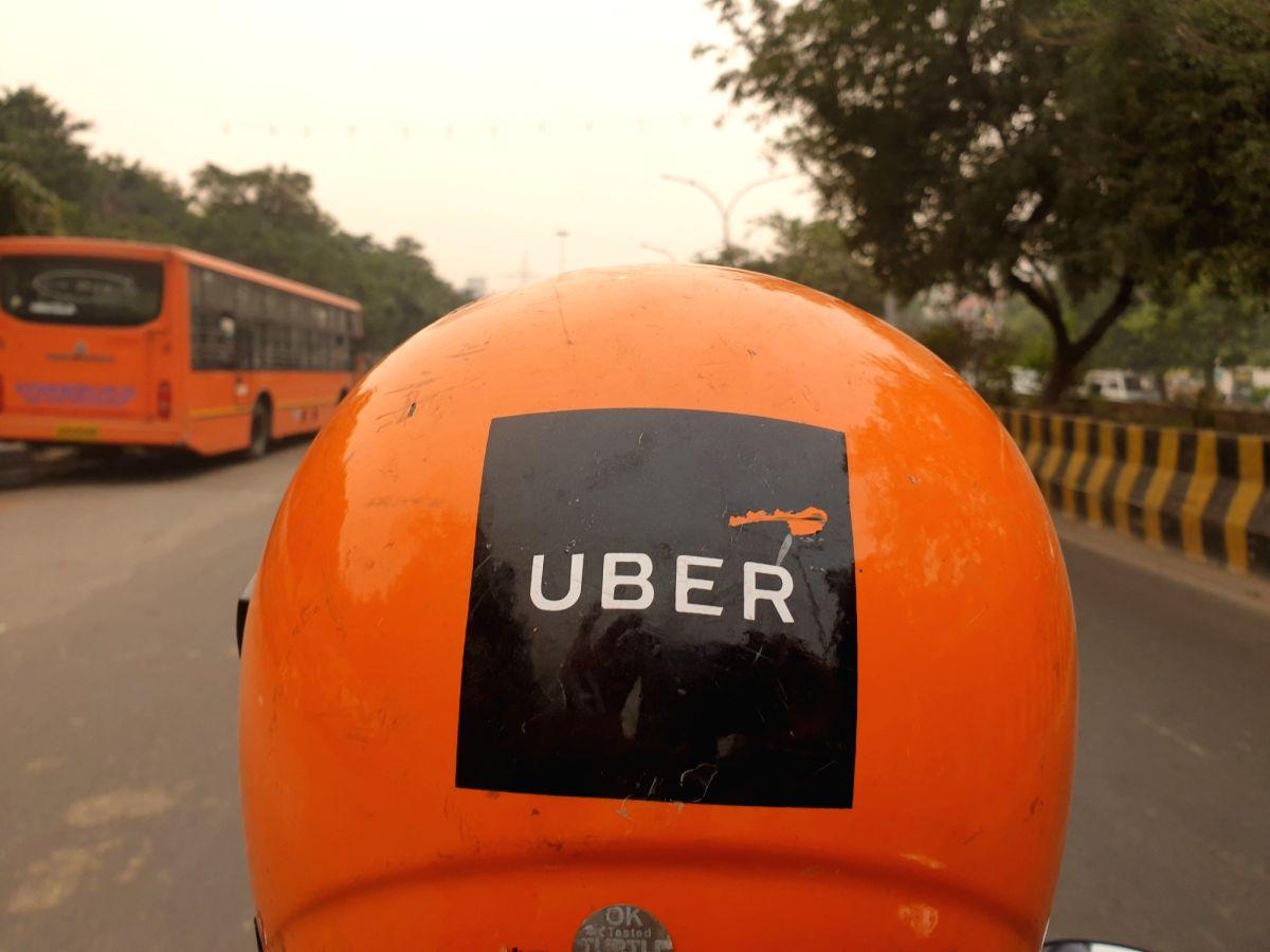 UberMoto. (File Photo: IANS)