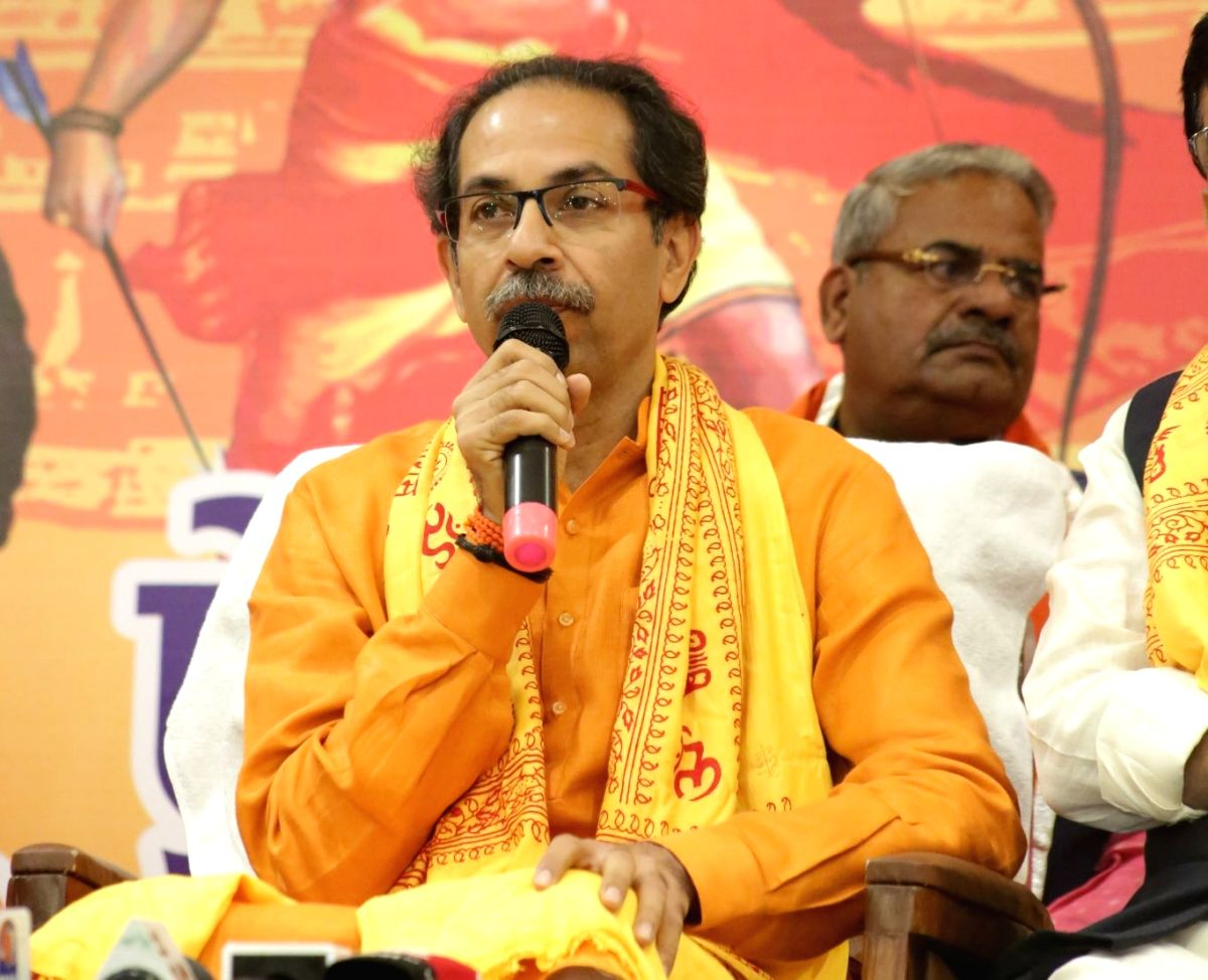 Tracking Uddhav's journey from advertising photographer to Maha CM