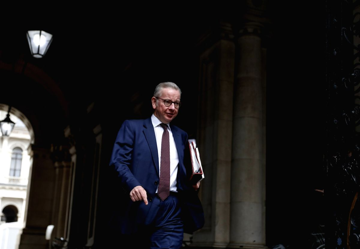 UK govt presses ahead with controversial market bill