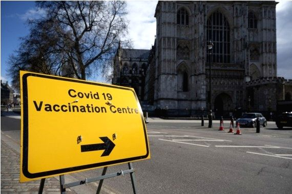 'UK to face significant reduction in vax supplies'
