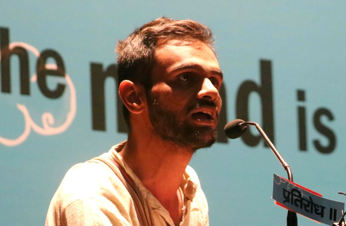 Umar Khalid. (File Photo: IANS)