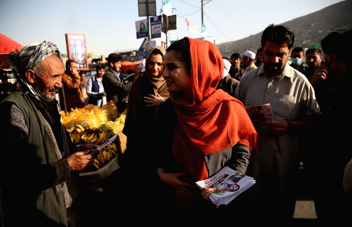 UN Afghan mission calls for including women in peace talks