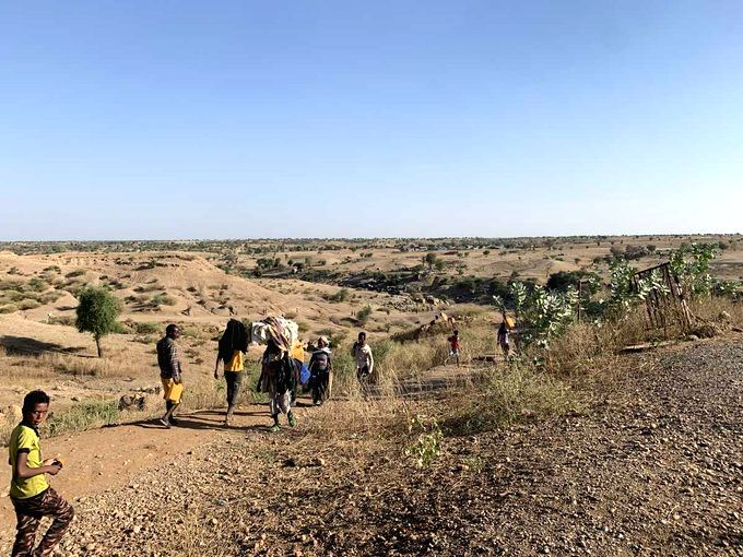 UN calls for de-escalating conflict in Ethiopia's Tigray