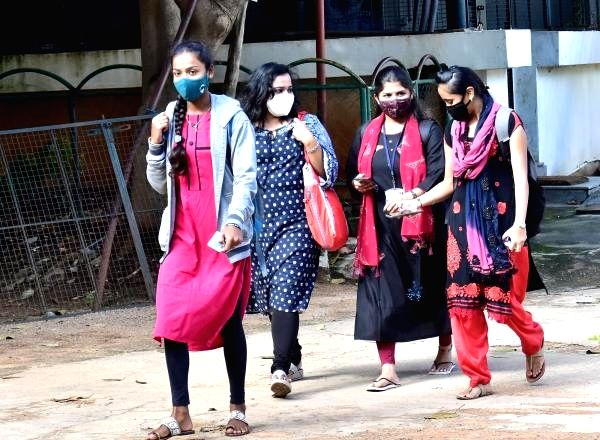 Uncertainty in Chandigarh with reopening of colleges.