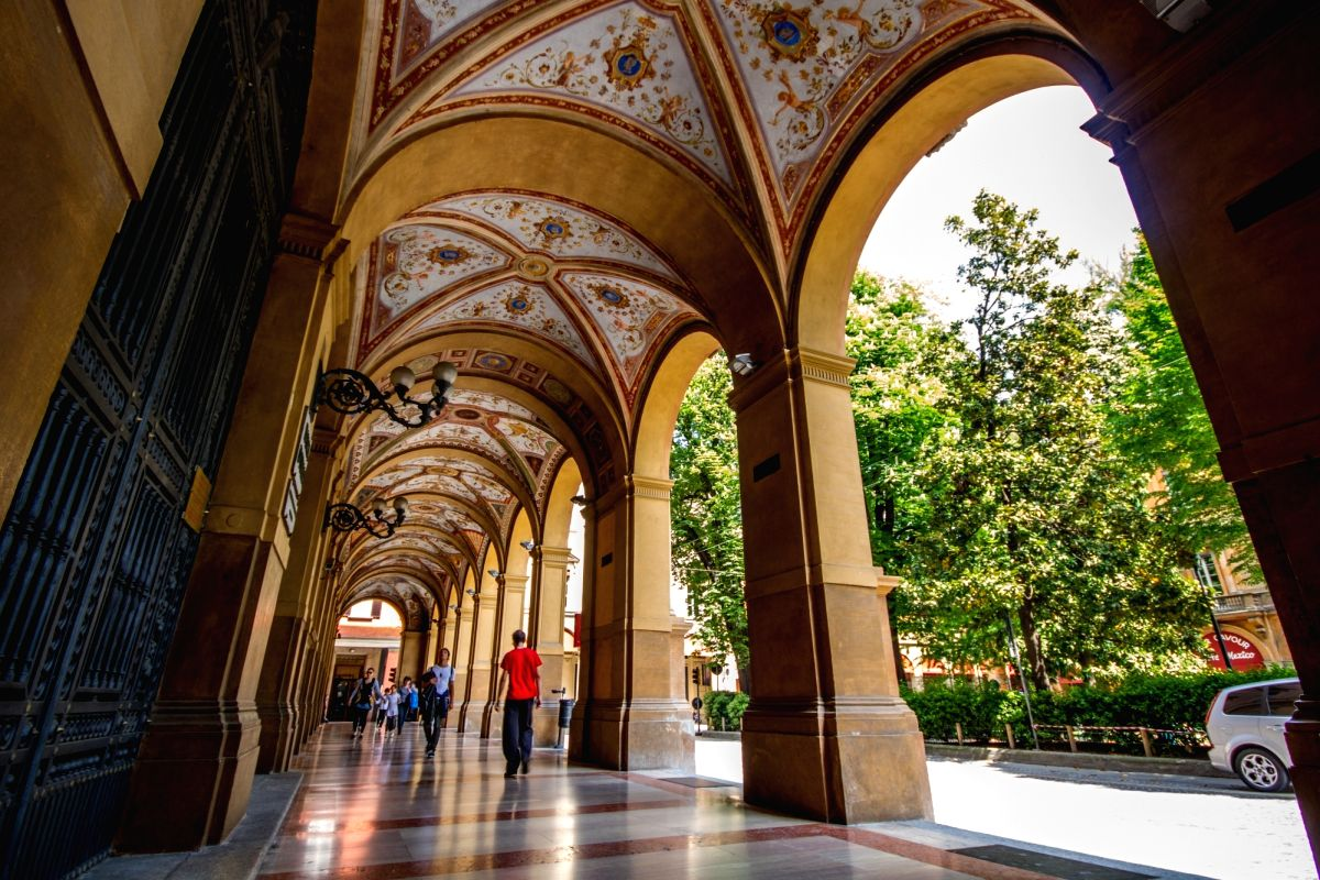 UNESCO adds five sites to World Heritage List, including the Porticoes of Bologna in Italy.(pic credit: https://www.bolognawelcome.com)