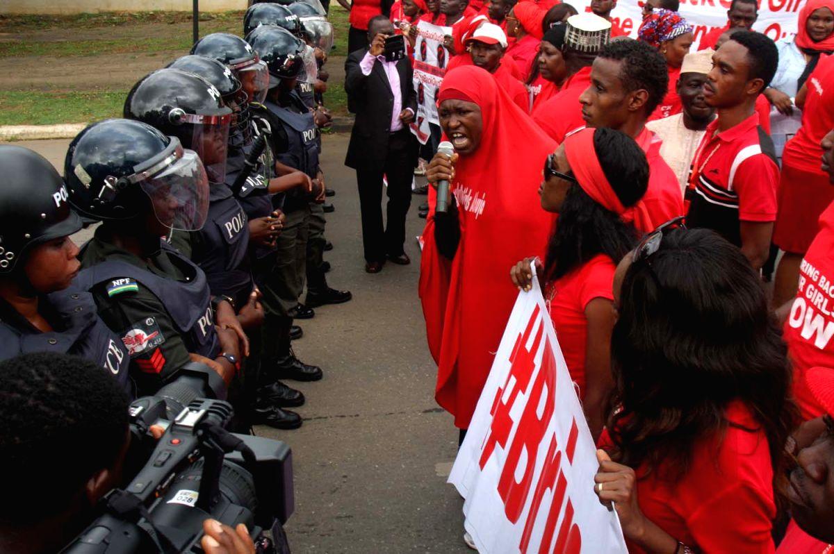 Unicef to support released Nigerian schoolgirls