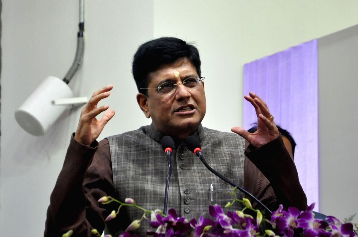 Union Commerce and Industry Minister Piyush Goyal