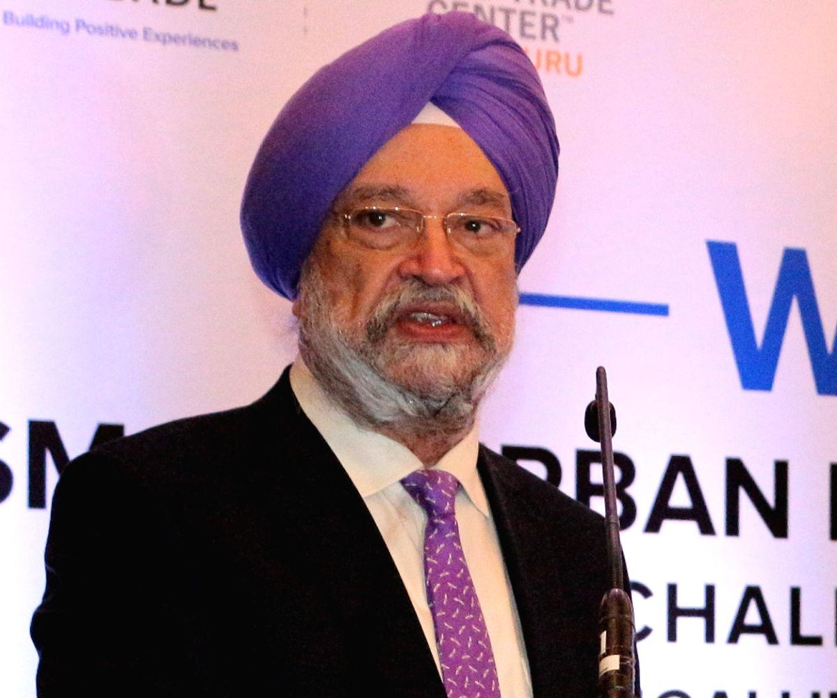 Union Minister Hardeep Singh Puri. (File Photo: IANS)