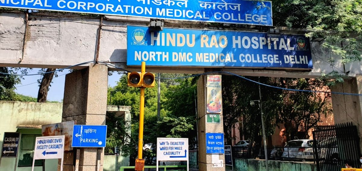 Unpaid for 4 months, Delhi's Hindu Rao doctors to stop Covid services .