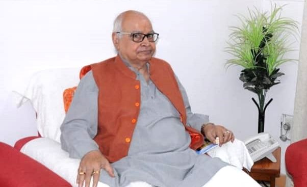 UP Assembly Speaker Hriday Narayan Dixit