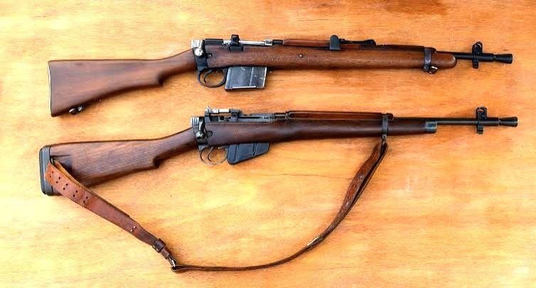 UP police bids adieu to .303 rifles on R-Day.