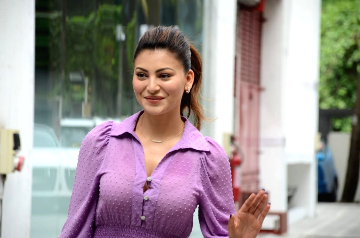 Urvashi Rautela says she wants to play Lady Diana