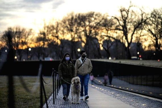US CDC warns against ruining Covid progress (Photo by Ting Shen/Xinhua/IANS)