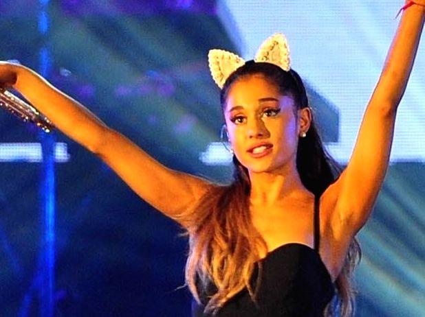 US pop star Ariana Grande. (File Photo: Xinhua/Zulkarnain/IANS)