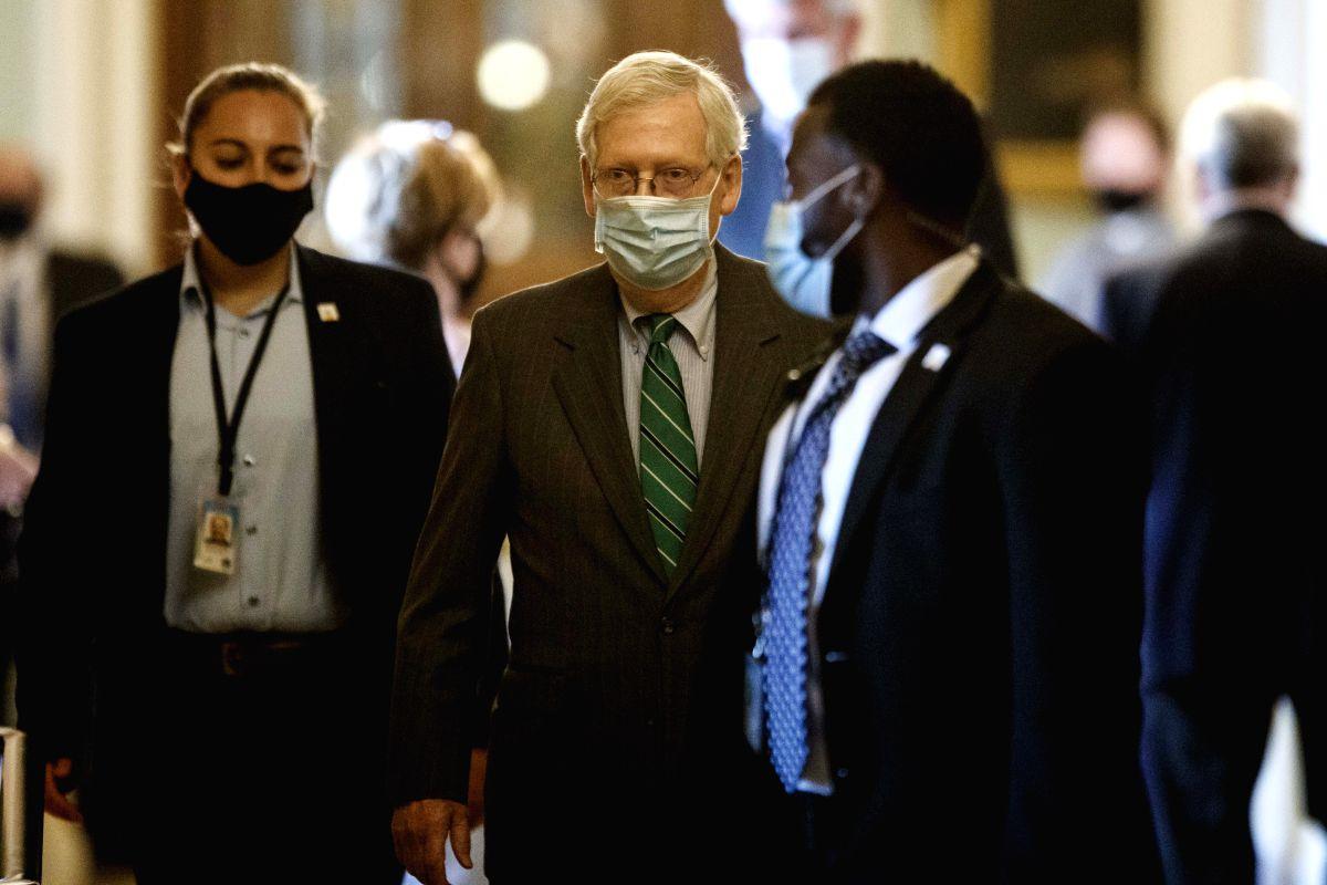 US Senate fails to advance Republican Covid-19 relief bill