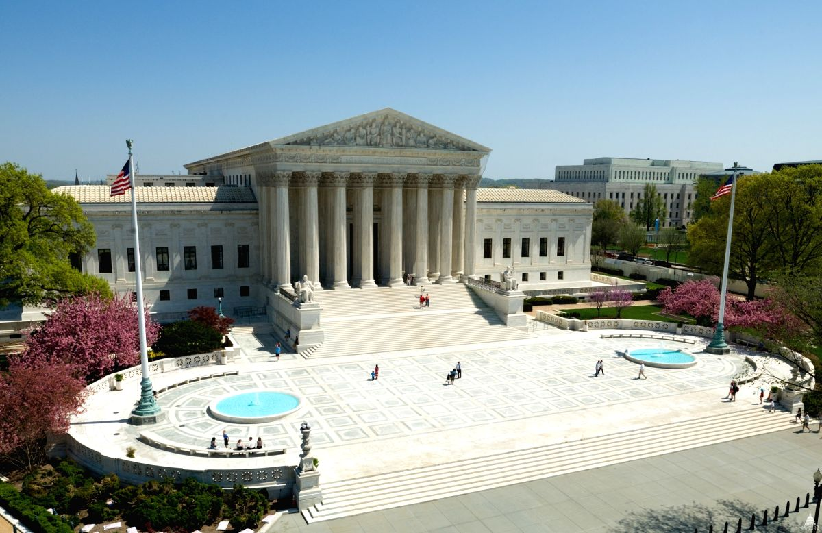 US Supreme Court Building. (Photo Credit: Architect of the Capitol)