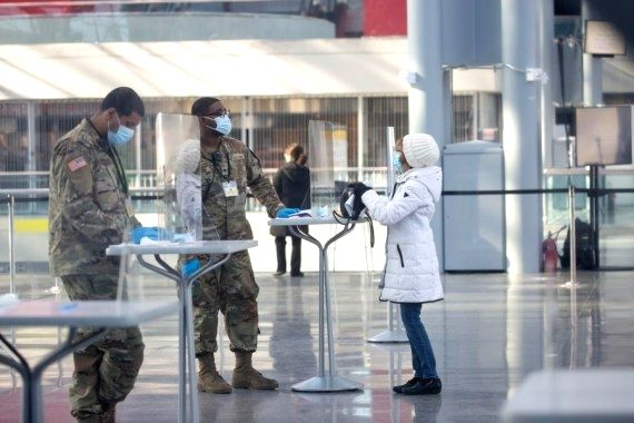 US to deploy over 1,000 troops to boost inoculation efforts