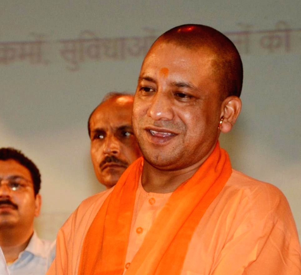Uttar Pradesh Chief Minister Yogi Adityanath. (File Photo: IANS)