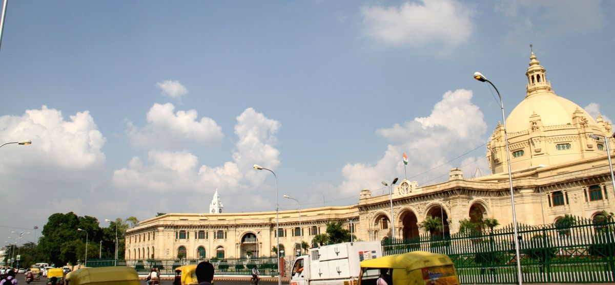 Uttar Pradesh Legislative Assembly. (File Photo: IANS