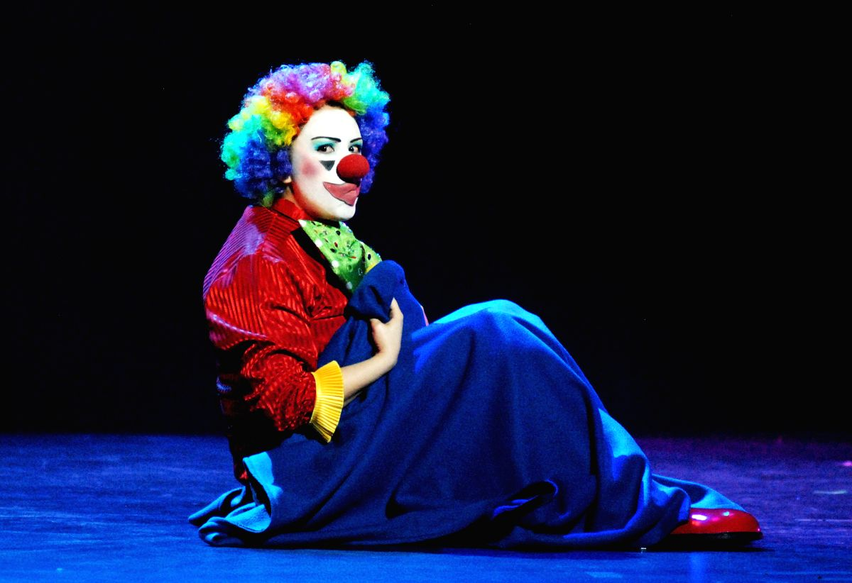 Act 3 : The Annoyed Clown