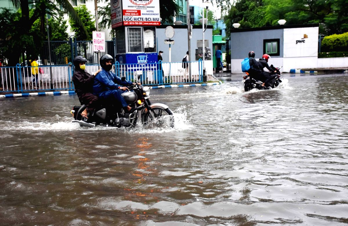 Various parts of India likely to get heavy rainfall on Monday